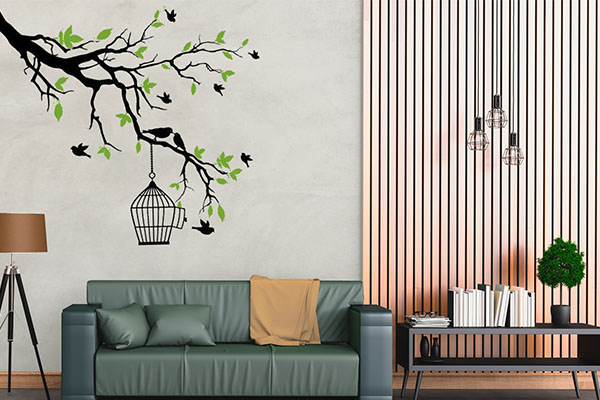 Latest Wall Painting Stencil Designs On Your Walls By Painterzone